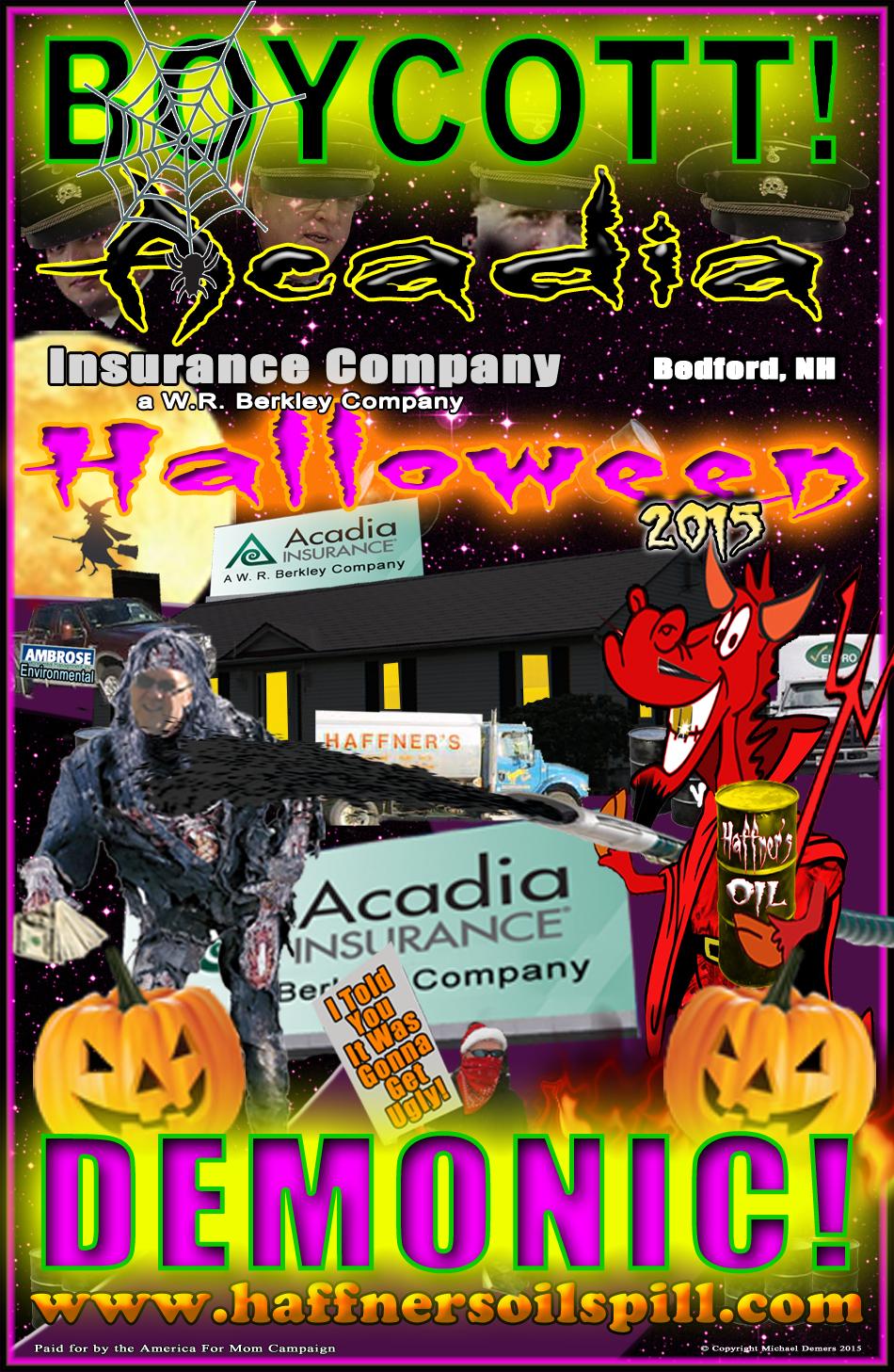 HalloweenAcadia