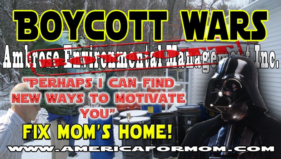 BoycottAmbroseWars