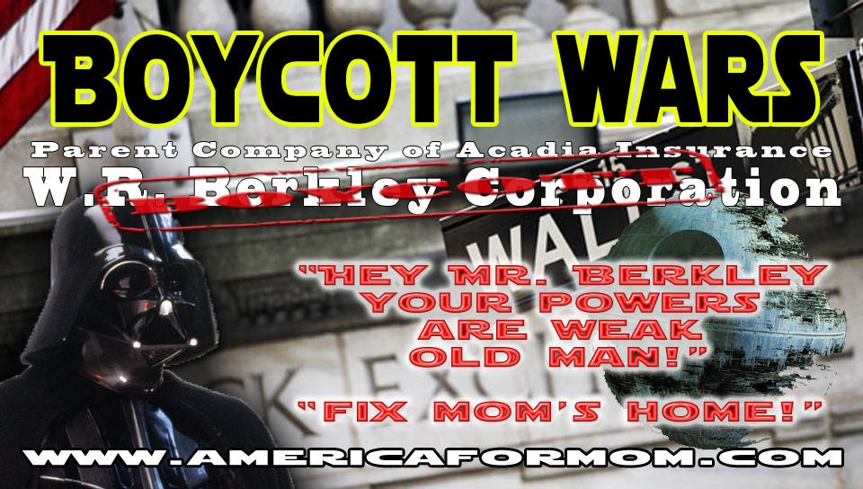 BoycottBerkleyWars