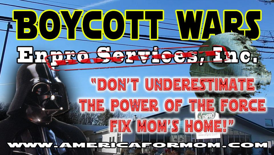 BoycottEnproWars